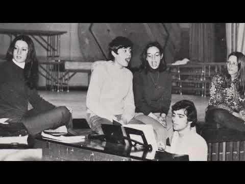 """No, No Nanette"" York Suburban Senior High School - May 1974"