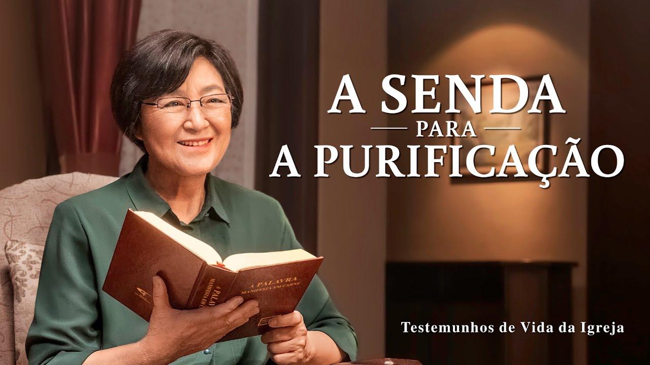 """Testemunho evangélico """"A senda para a purificação"""""""
