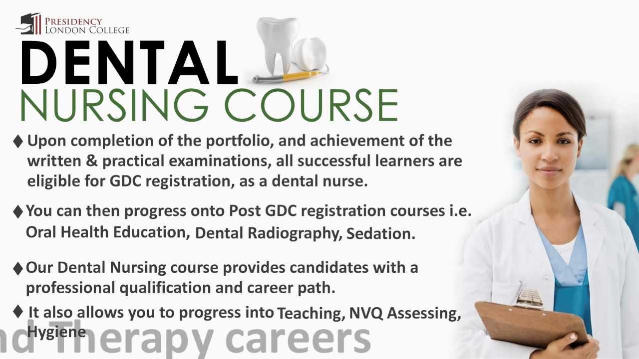 Dental nursing coursework help