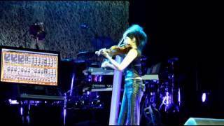 Tangerine Dream Admiralspalast Berlin 10-05-2012 : Compilation after the Break