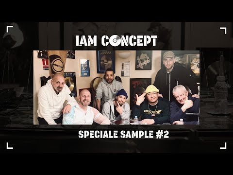 Youtube: IAM CONCEPT – SPECIALE SAMPLE #2