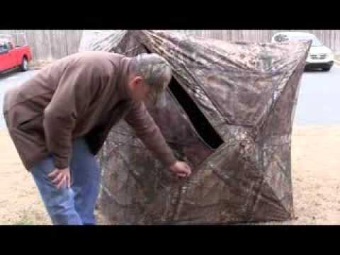 Field & Stream Magnum Hunter Blind Review