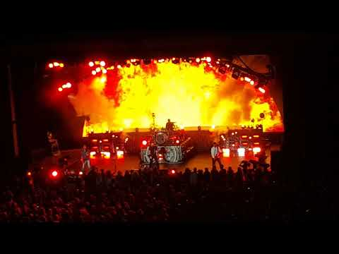 Burn It To The Ground - Nickelback (live from the Greek Amphitheater, Los Angeles California)