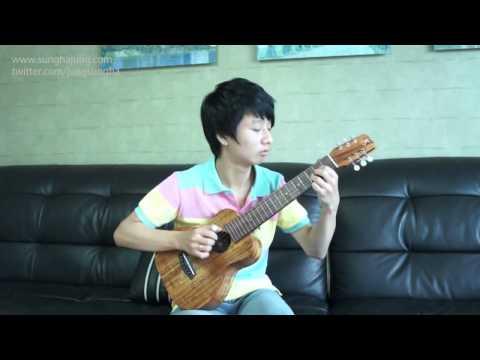 BigBang) Haru Haru 하루하루   Sungha Jung Acoustic Tabs Guitar Pro 6