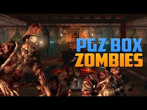 PGZ BOX ZOMBIES ★ Call of Duty Zombies (Zombie Games)