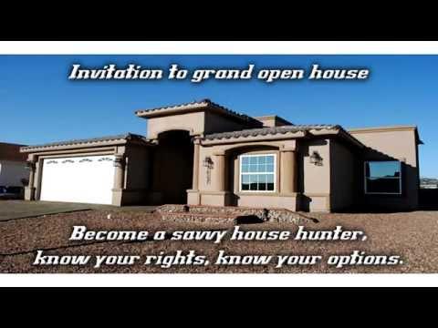 El Paso Texas Open House