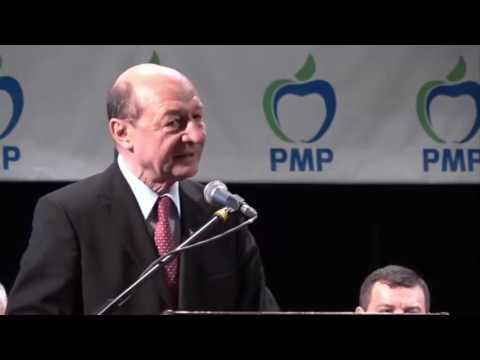 Președintele Traian Băsescu, la Chişinău, despre Unire!