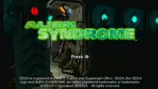 Alien Syndrome Review (Wii)