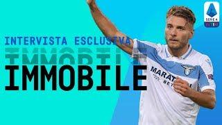 Segnare è tutto per me! | La Stella Della Lazio | Ciro Immobile | Intervista Esclusiva | Serie A