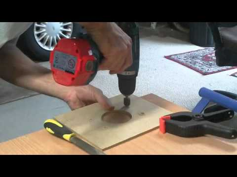 How to build a cheap and easy router insert plate youtube how to build a cheap and easy router insert plate greentooth Images