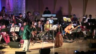 2013 Asha Seattle - Geetanjali Tamil Music Concert Video Part 3 Live (unplugged)
