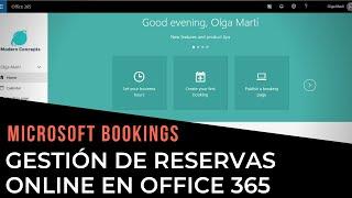 Introducción a Microsoft Bookings   Reserva de citas online para tu empresa    Rock your Office 365