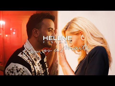 Смотреть клип Helene Fischer Ft. Luis Fonsi - Vamos A Marte