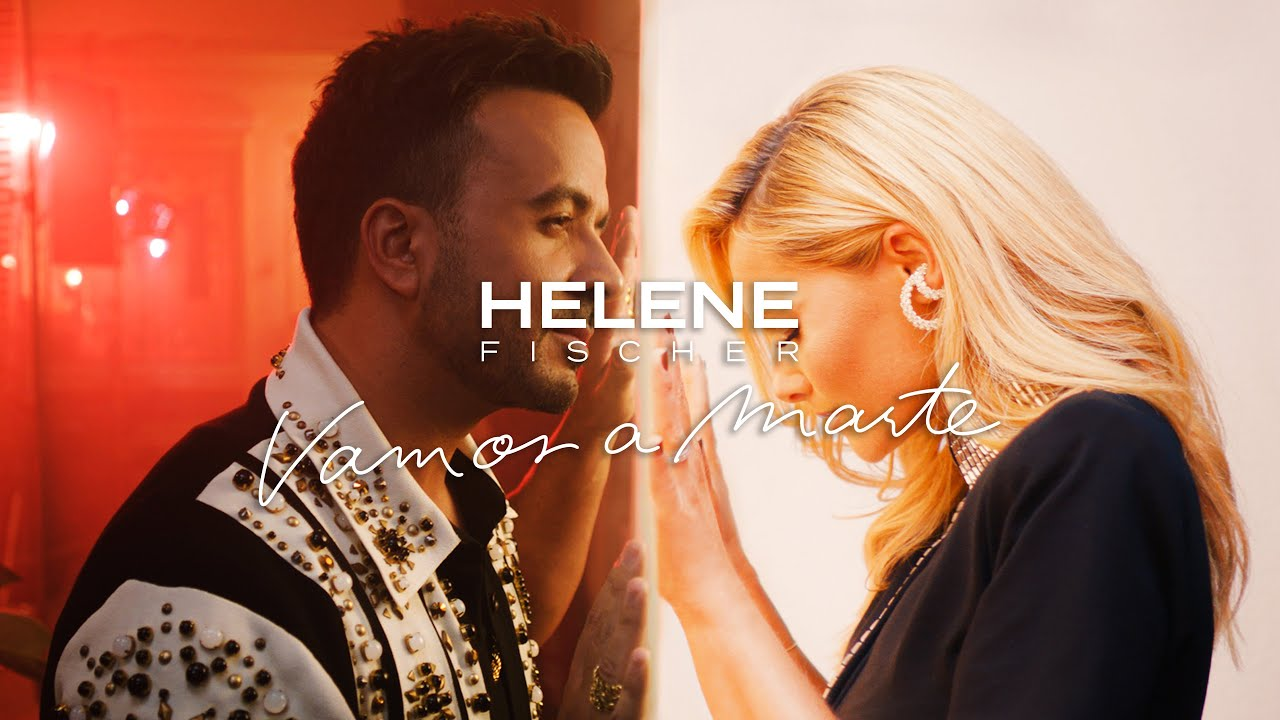 Download Helene Fischer feat. Luis Fonsi – Vamos a Marte (Offizielles Musikvideo)