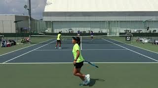 【ホームページ運用開始】 (https://www.agstyle-tennis.com/) 令和元年度全日本学生テニス選手権大会 女子ダブルス2回戦 ○37 南文乃/中島美夢 26 26...