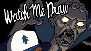 Watch Me Draw: Dipper Don