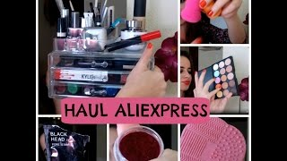 HAUL ALIEXPRESS | Alba Space