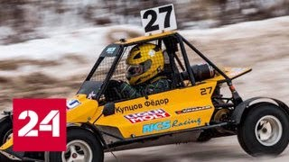Детские автогонки в Подмосковье закончились страшной аварией - Россия 24