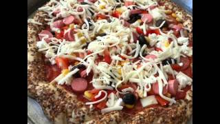 Simit Pizza Tarifi Benim Lezzetlerim