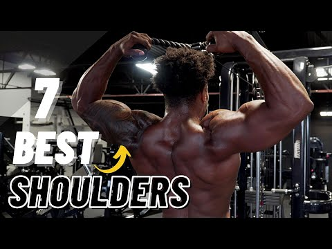 7 Best Shoulder Exercises for Complete Deltoids
