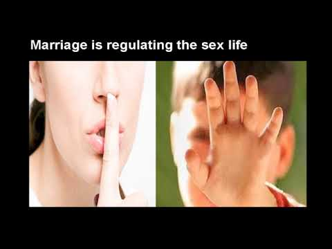 Marriage as Social Institutions