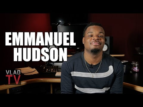 Emmanuel Hudson on Rapping, Getting Compared to...