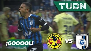 ¡Escoboza lo empata! | América 2 - 2 Querétaro | Liga Mx - AP 19 - J10 | TUDN