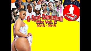 ♫G Spot Dancehall Mix Vol. 2 April 2016║Alkaline║Popcaan║Tanto Blacks║Double DDee║Vybz Kartel