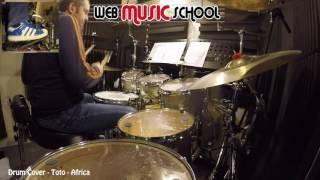 Toto - Africa - DRUM COVER
