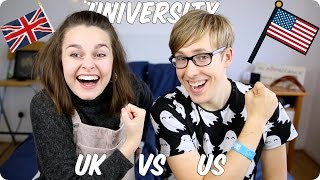 University! British VS American | Evan Edinger & Meowitslucy thumbnail