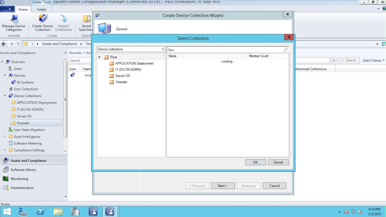 How to Create Device Collection using host name in SCCM 2012