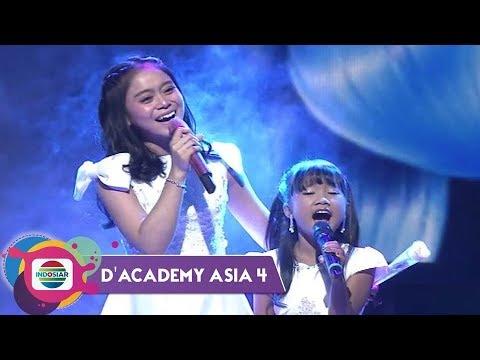 WOW KEREN!! DUO Suara Hebat, LESTI & ZAINATUL HAYAT (INA) Berduet di DA Asia 4