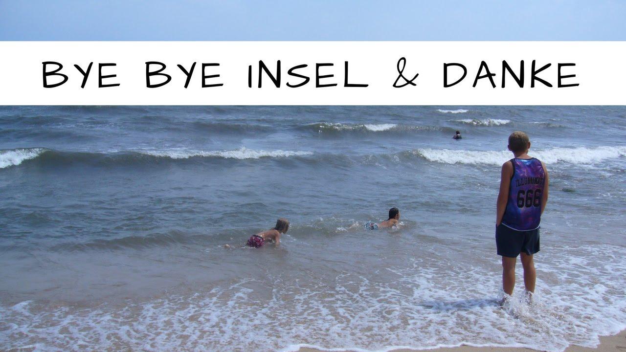 Bye bye Sardinien  /das letzte Mal am Meer/ Wellen und Wolken / DANKE sagen