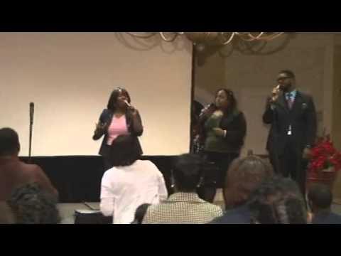 Bishop Cherry Preaching - SBCPWC Women's Retreat