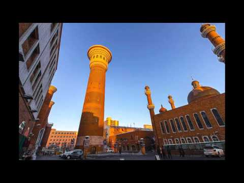 A CITY HAS RISEN _ Urumqi 乌鲁木齐 HD1080P