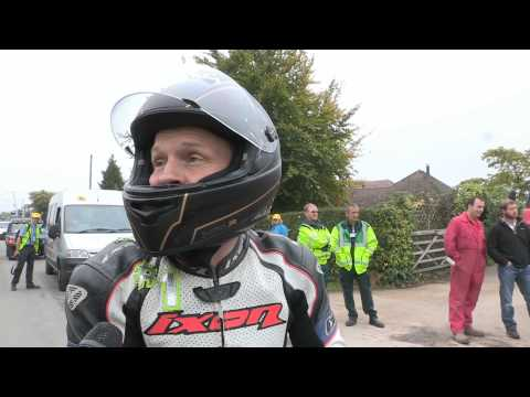 David Wood British Superbike Champ | Kop Hill Climb 2014