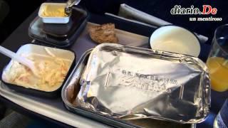 Volando con Air Europa hacia Cancún