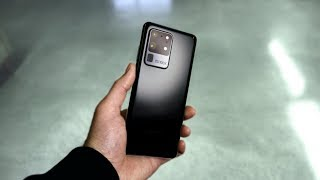 Samsung Galaxy S20 Ultra - Hands On With The Beast!
