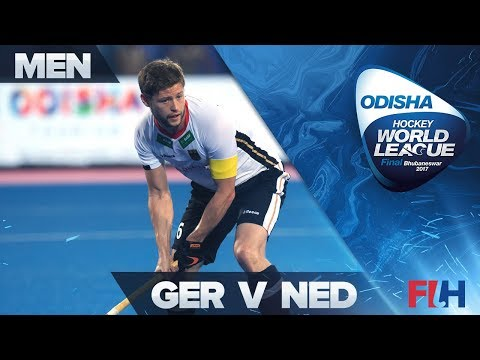 Germany v Netherlands - Odisha Men's Hockey World League Final - Bhubaneswar, India