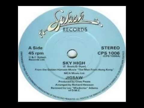 Jigsaw - Sky High (1975)