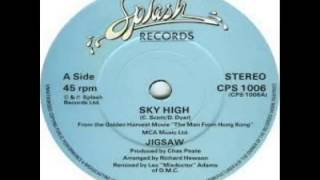 Download Jigsaw - Sky High (1975) MP3 song and Music Video