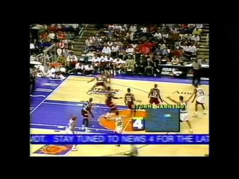 Kevin Johnson: 46 Points Vs Houston (1995 Playoffs Game 7)