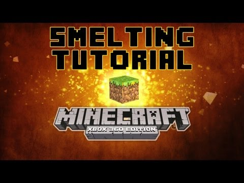 Minecraft Xbox 360: Best Fuel Source   Full Smelting Tutorial