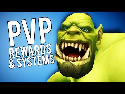 BFA New PvP Rewards and Systems - World of Warcraft: Battle For Azeroth (BETA)