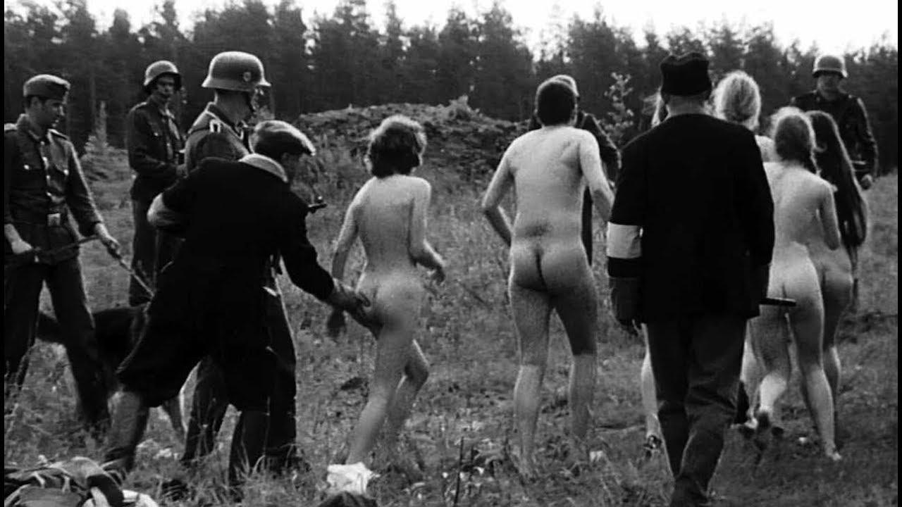 Женами бане как немцы извращались над воевавшими против них девушек
