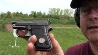 Three Pocket .22s - speed Challenge