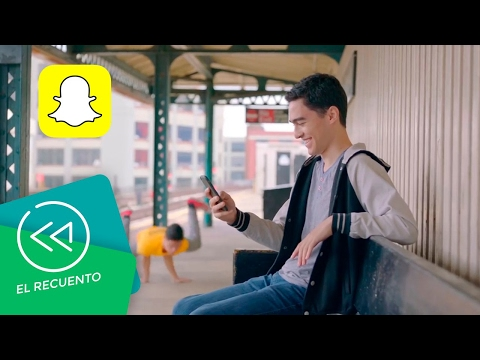 Snapchat desprecia países como España, México e India | El recuento