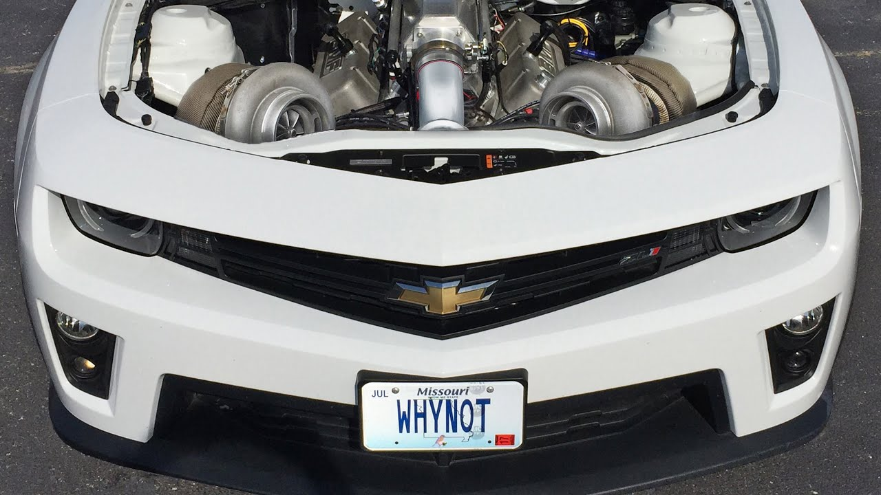 2015 Twin Turbo Camaro Autos Post