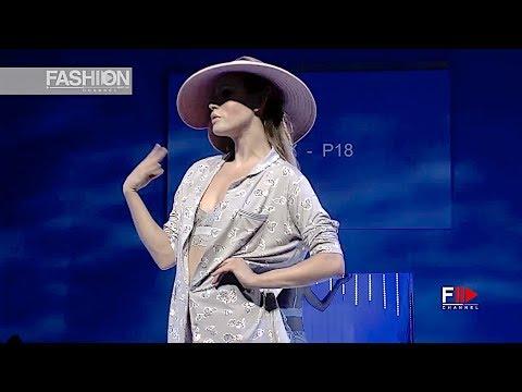VIBRANT MIAMI MODE CITY PARIS Spring Summer 2018 - Fashion Channel