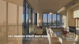 101 Charles Street East 3901 - Toronto Condos For Sale